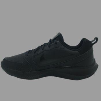 P- Tenis Masc. Basico Couro Liso Nike