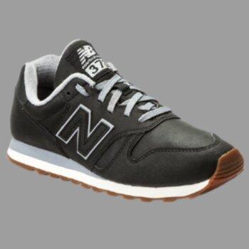 P- Tenis Masc. Jogger Recortes Couro New Balance
