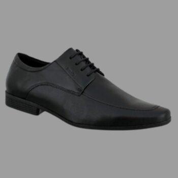 P- Sapato Social Masc. Pespontado C/ Cadarço Liverpool Ferracini